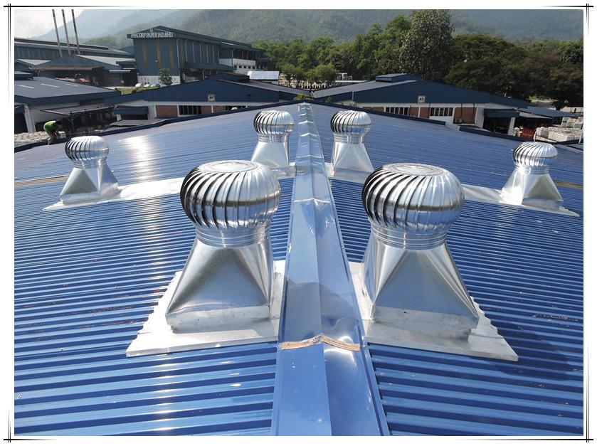 Factory Ventilator Taika Industries Sdn Bhd Turbine